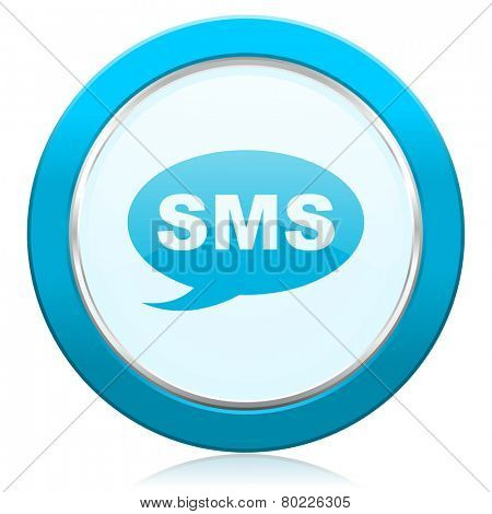 sms icon message sign