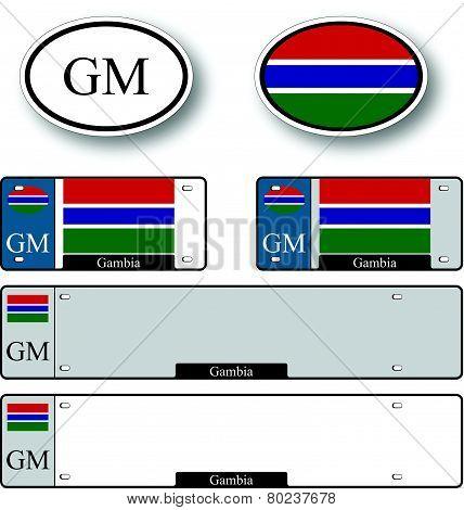 Gambia Auto Set