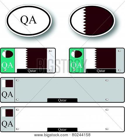 Qatar Auto Set