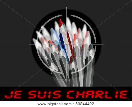 I Am Charlie - Je Suis Charlie