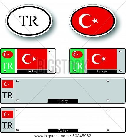 Turkey Auto Set
