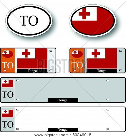 Tonga Auto Set