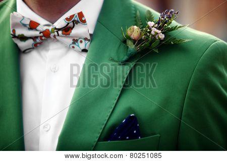 Colored Bowtie