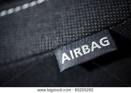Car Airbag Safety Feature