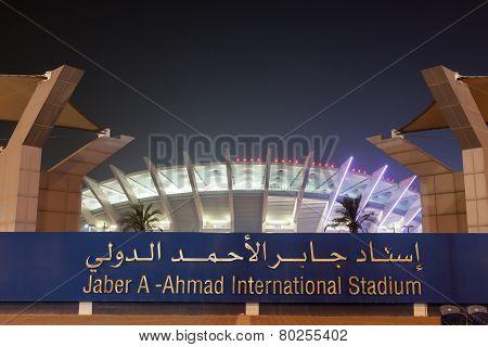 Stadium In Kuwait City