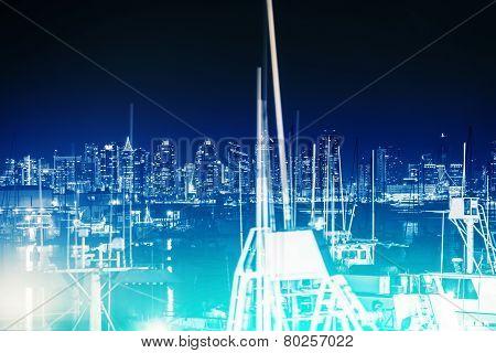 San Diego Concept Blue