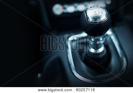 Six Speed Stick Shift