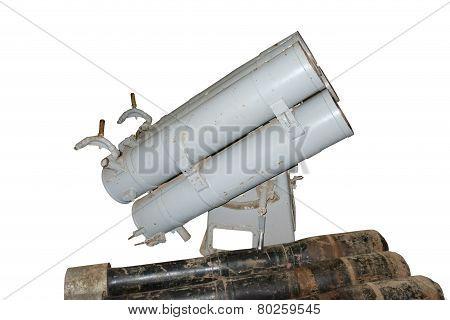 Antisubmarine Projectile