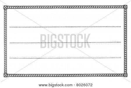 Blank Label 3