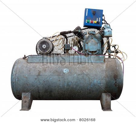 Air Compressor Dirty