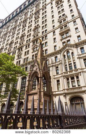 Trinity Church Manhattan New York City US