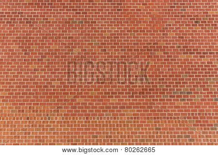 New York brickwall brick wall red texture pattern background