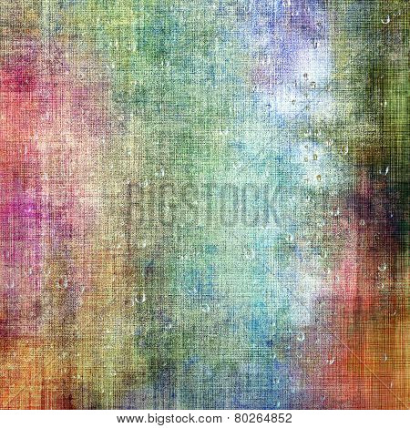 Highly detailed grunge texture or background. With different color patterns: purple (violet); yellow (beige); brown; green; blue