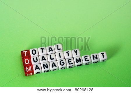 Tqm Total Quality Management