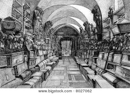 Catacumbas de Capuchinos de Palermo
