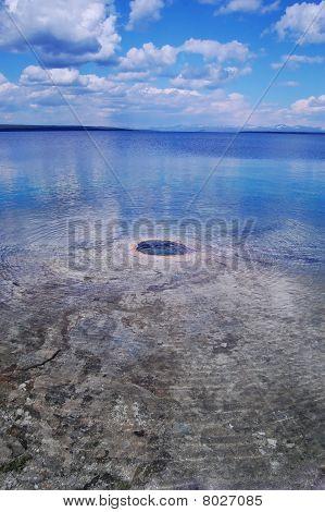 Big Cone Geyser