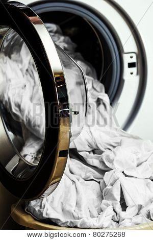 Preparation For Washing Machine