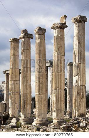 Aphrodisias Columns
