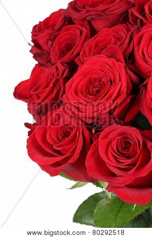 Bunch Of Roses On Birthday, Valentine's Or Mother's Day