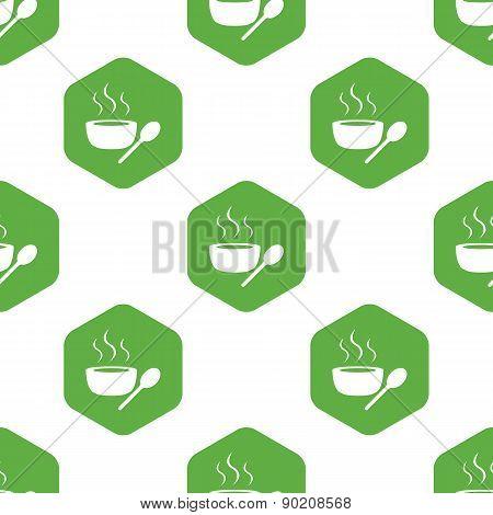 Hot soup pattern