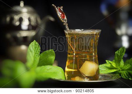 Mint Tea - Vintage Look