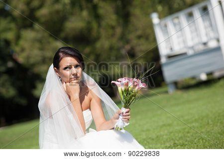Unhappy Bride