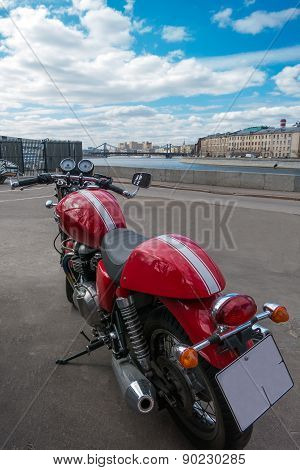 bike in moscow