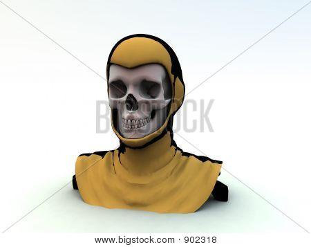 Scary Skull 20