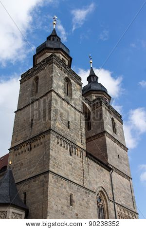 Church Of The Holy Spirit In Bayreuth, Germany, 2015