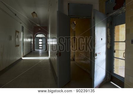 Halls And Doorways