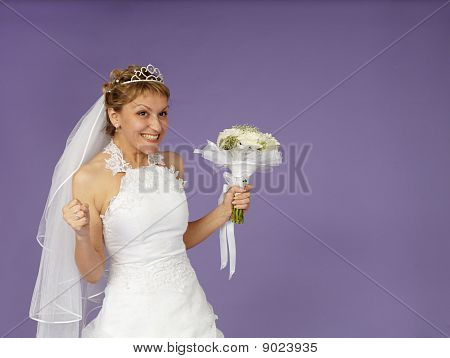 Very Happy Bride