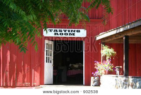 Barn Tasting Room