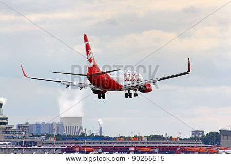 Air Berlin Boeing 737