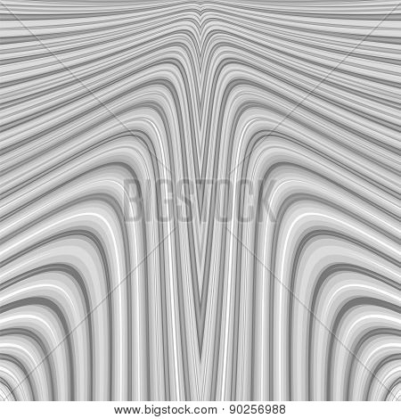 Design Monochrome Perspective Illusion Background