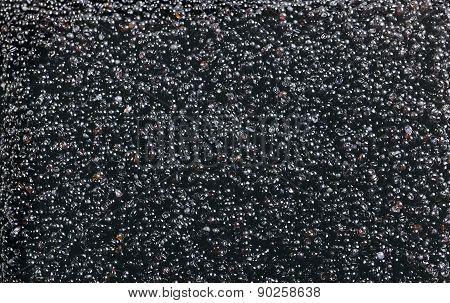 black tobiko