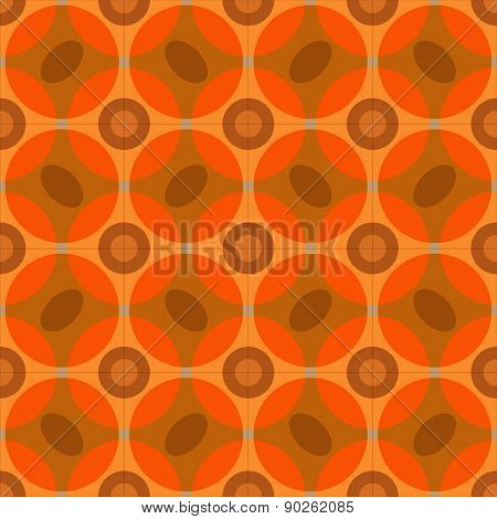 Seamless Pattern. Maybe Used In Cafe, Coffee Themes. Vector Eps10 Illustration.