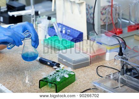 laboratories experiment