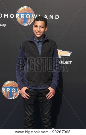 LOS ANGELES - MAY 9:  Marcus Scribner at the