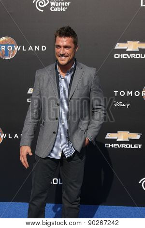 LOS ANGELES - MAY 9:  Chris Soules at the