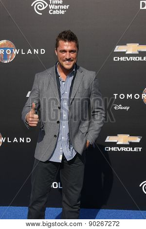 LOS ANGELES - MAY 9:  Chris Soules at the