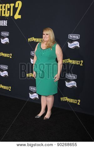 LOS ANGELES - MAY 9:  Rebel WIlson at the
