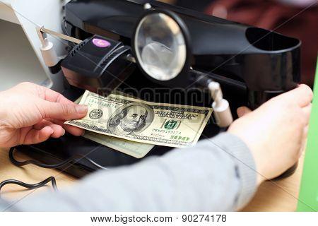 Monetary examination