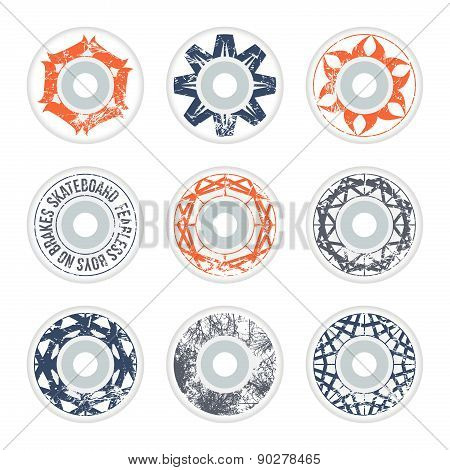 Design Skateboard Wheels