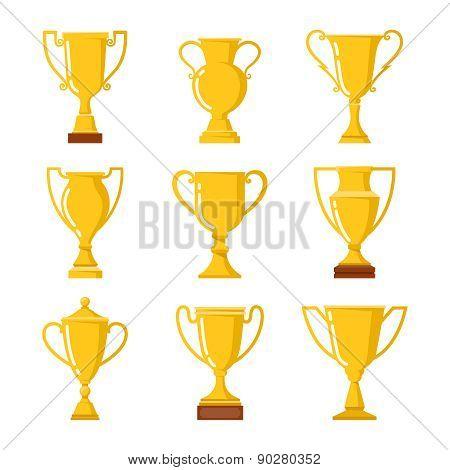 Winners cup.
