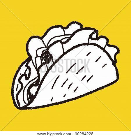 Taco Doodle