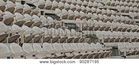 Empty Chairs  Before The Theatrical