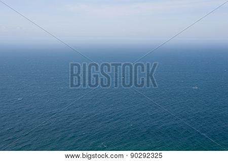 Ocean Sky Background