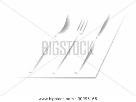 Spoon, Fork, Knife