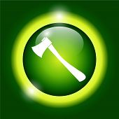 picture of ax  - The ax icon - JPG