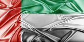 foto of emirates  - United Arab Emirates Flag - JPG